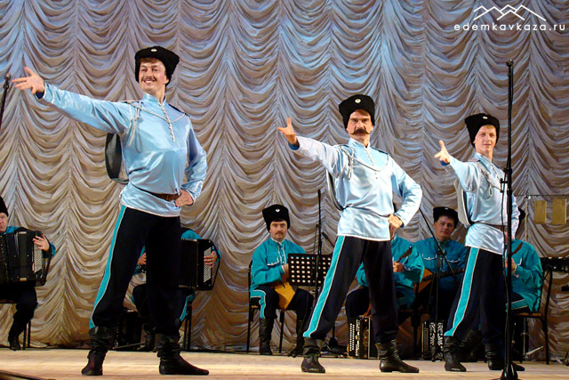 Оренбургский хор